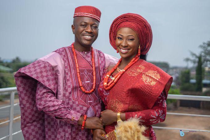 Oluwatosin and Oluwatoyosi Nigerian wedding highlights by Rayhouse Studios - 003