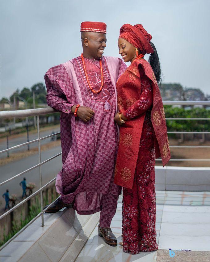 Oluwatosin and Oluwatoyosi Nigerian wedding highlights by Rayhouse Studios - 004