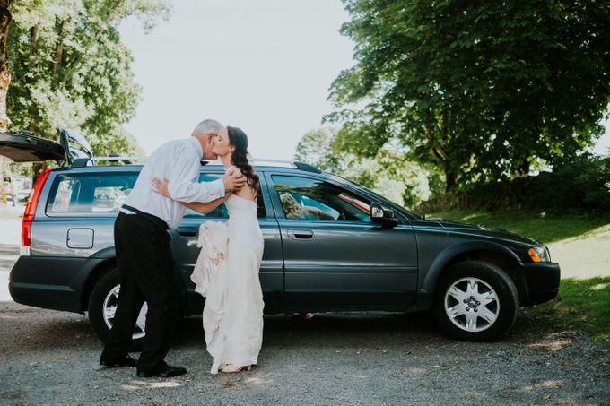Margrethe & Marius wedding by Vegard Giskehaug Photography - 004