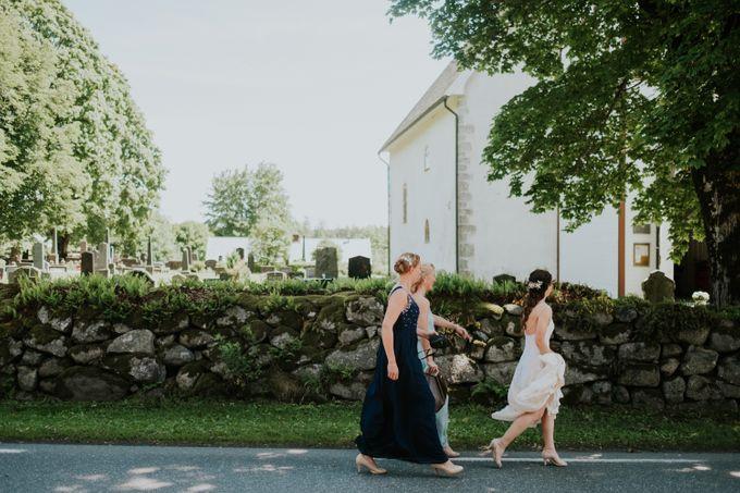 Margrethe & Marius wedding by Vegard Giskehaug Photography - 005