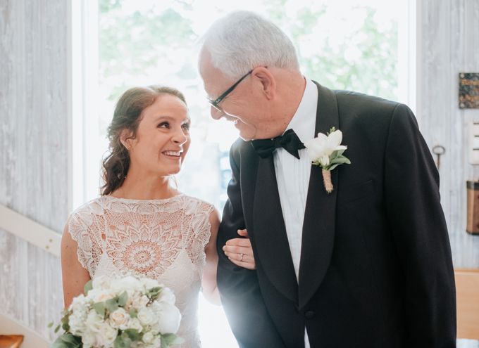 Margrethe & Marius wedding by Vegard Giskehaug Photography - 006