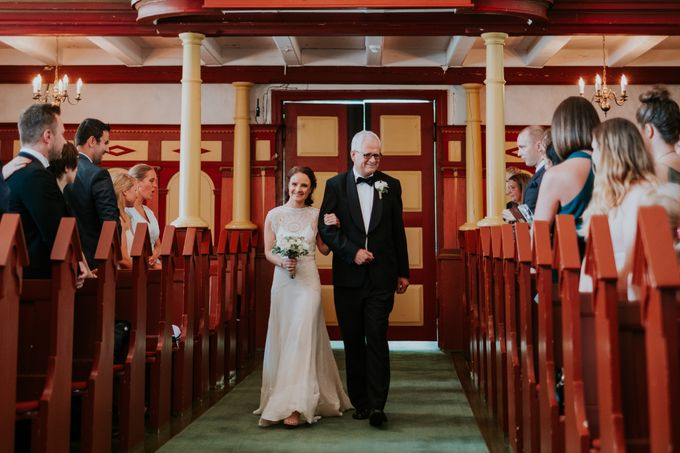 Margrethe & Marius wedding by Vegard Giskehaug Photography - 008