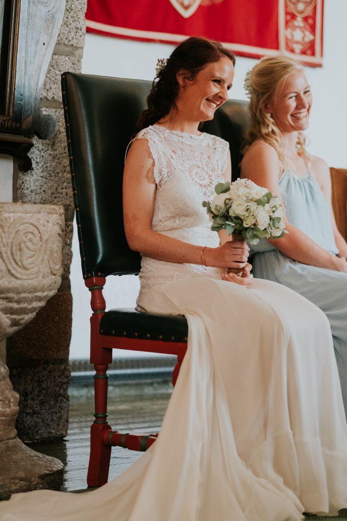 Margrethe & Marius wedding by Vegard Giskehaug Photography - 012