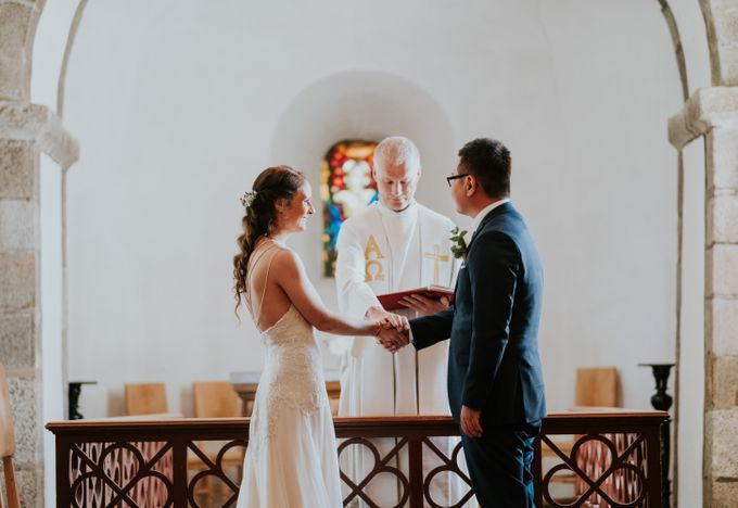 Margrethe & Marius wedding by Vegard Giskehaug Photography - 013