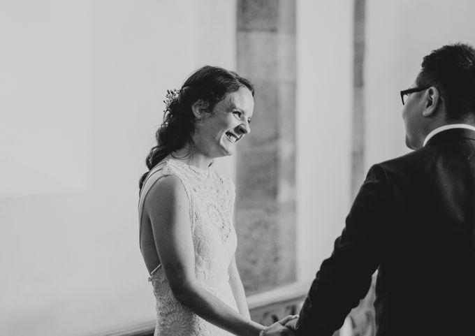 Margrethe & Marius wedding by Vegard Giskehaug Photography - 014