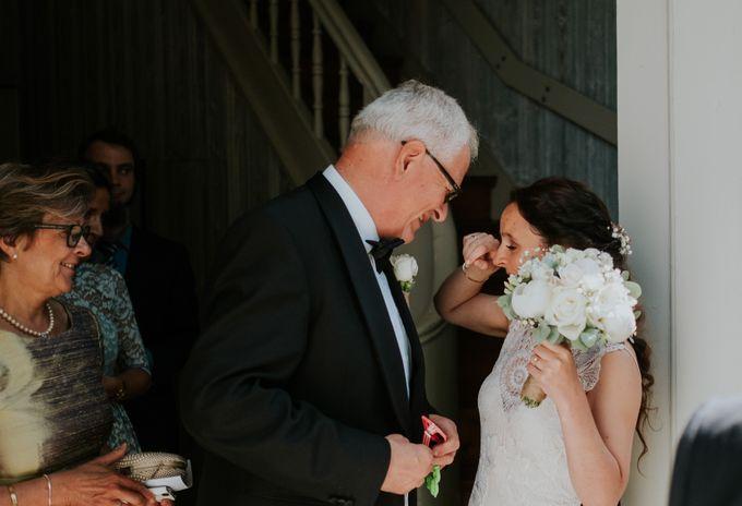 Margrethe & Marius wedding by Vegard Giskehaug Photography - 016