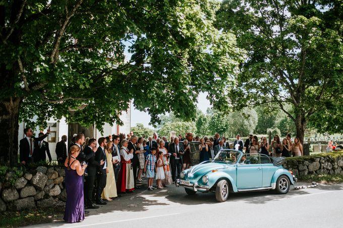 Margrethe & Marius wedding by Vegard Giskehaug Photography - 021