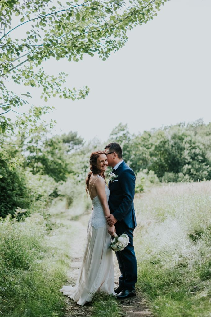 Margrethe & Marius wedding by Vegard Giskehaug Photography - 023