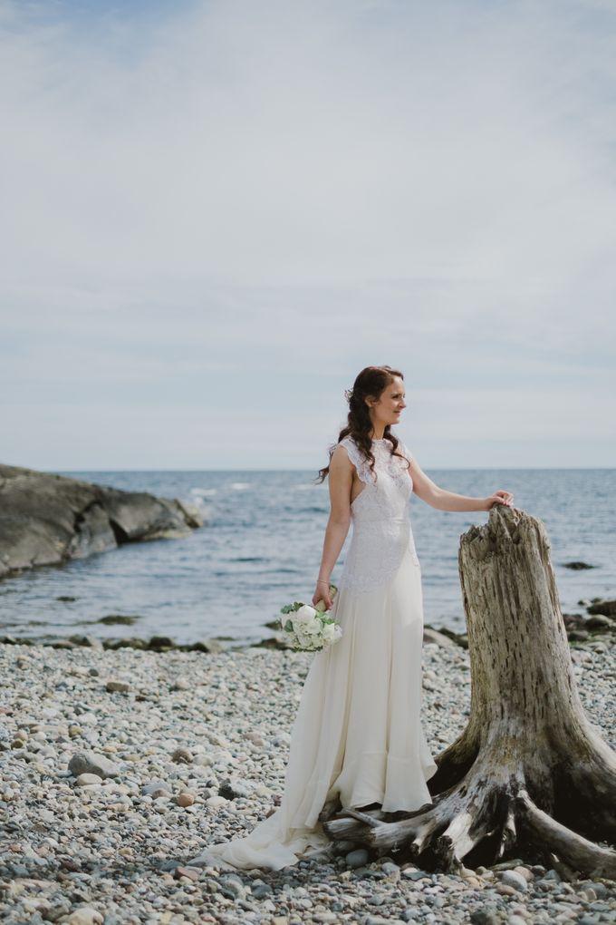 Margrethe & Marius wedding by Vegard Giskehaug Photography - 025