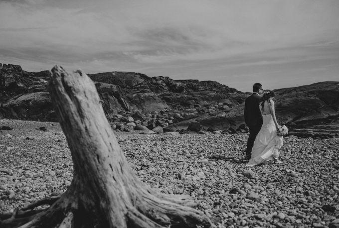 Margrethe & Marius wedding by Vegard Giskehaug Photography - 026