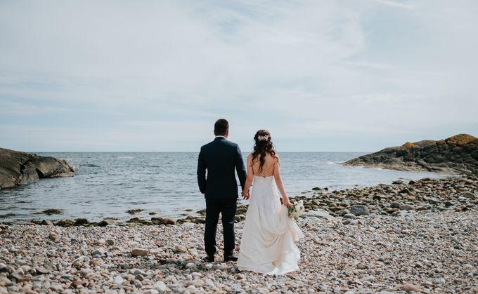 Margrethe & Marius wedding by Vegard Giskehaug Photography - 027
