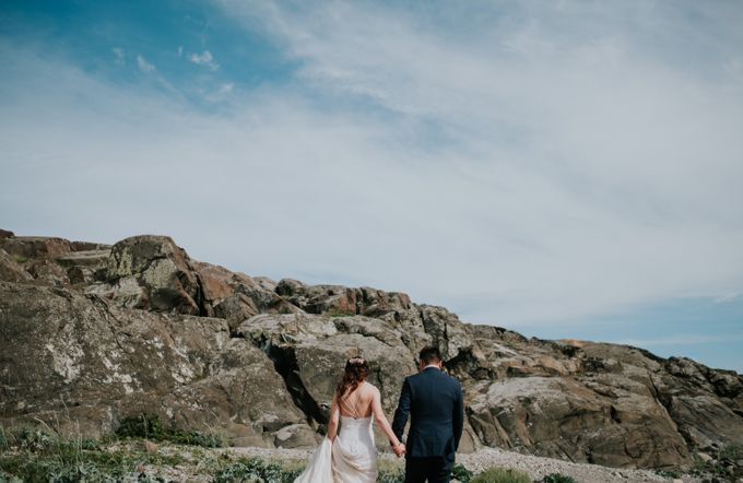 Margrethe & Marius wedding by Vegard Giskehaug Photography - 031