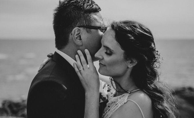 Margrethe & Marius wedding by Vegard Giskehaug Photography - 033
