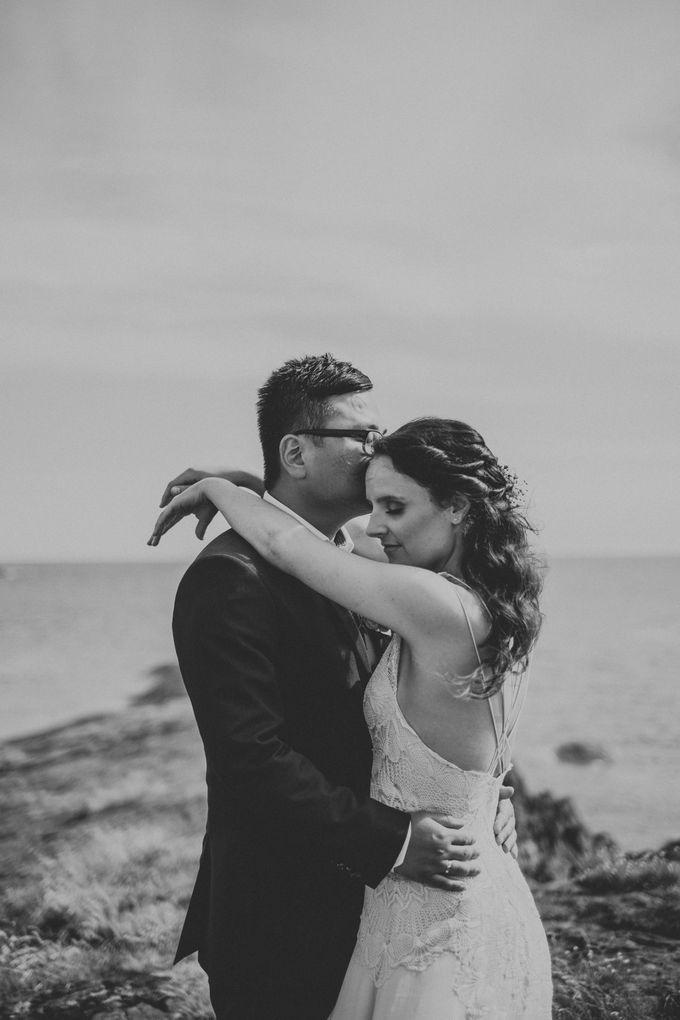 Margrethe & Marius wedding by Vegard Giskehaug Photography - 034