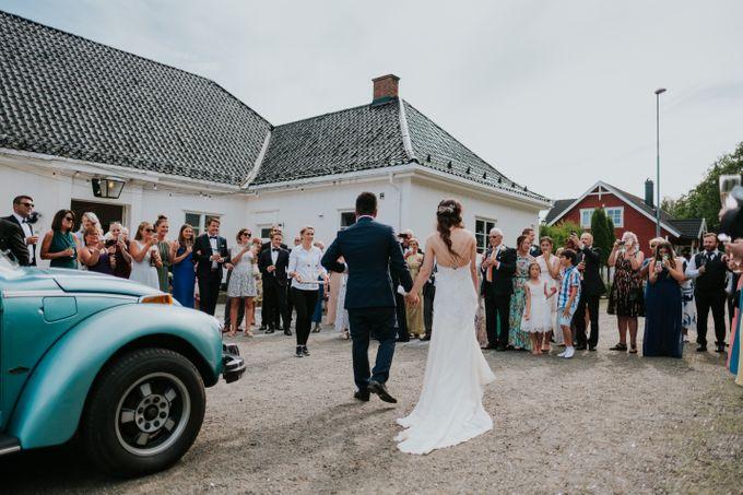 Margrethe & Marius wedding by Vegard Giskehaug Photography - 037