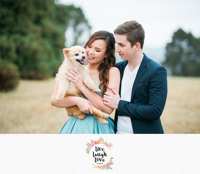 Bonnie & Kevin - Love Story by Lena Lim Photography - 006