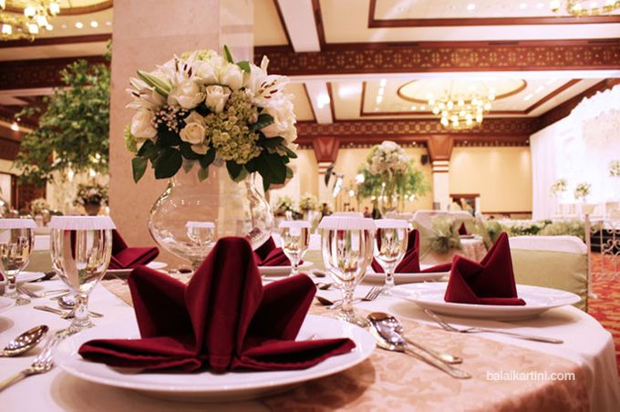 Catering Service by BALAI KARTINI - Exhibition and Convention Center - 007