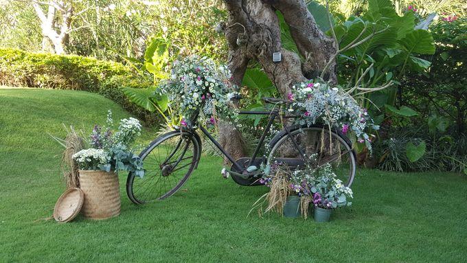 Sunset Garden Party by d'Oasis Florist & Decoration - 009