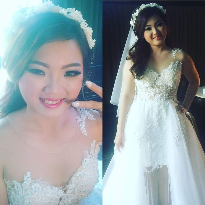 WeddingMakeUp by Weiching Bridal Make Up - 014
