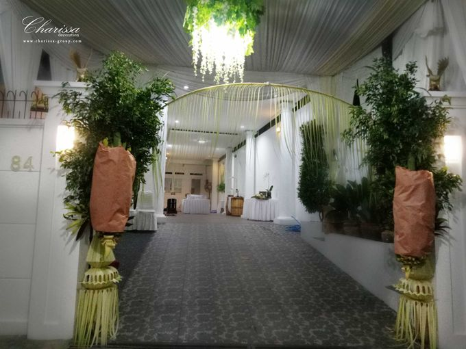 Ninda & Yudho - Siraman by Charissa Event & Wedding Decoration - 002