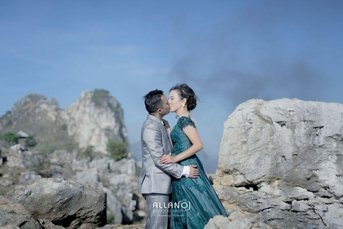 Prewedding Vina & Ronald by ALLANO PHOTOGRAPHY - 005