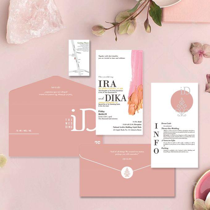 Ira & Dika by Bellva Invitation - 001