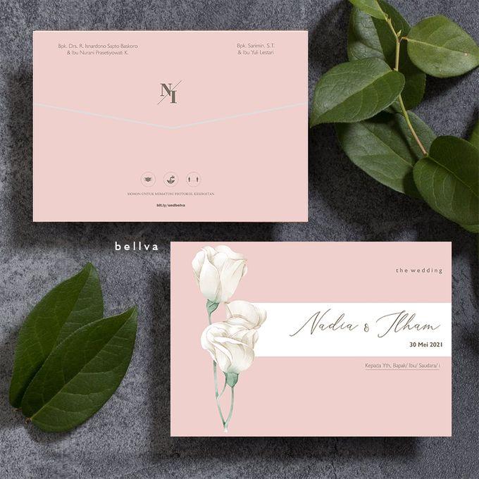 Nadia & Ilham by Bellva Invitation - 006