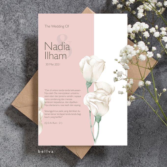 Nadia & Ilham by Bellva Invitation - 002