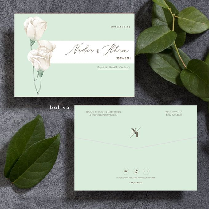 Nadia & Ilham by Bellva Invitation - 005