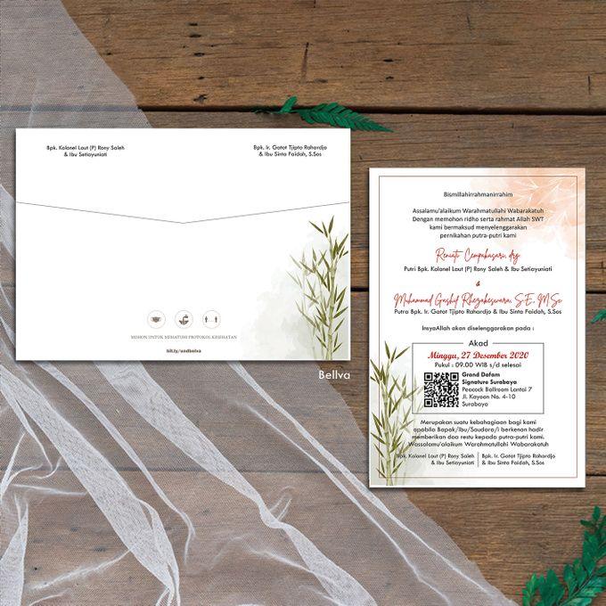 Cempaka & Gashif by Bellva Invitation - 003