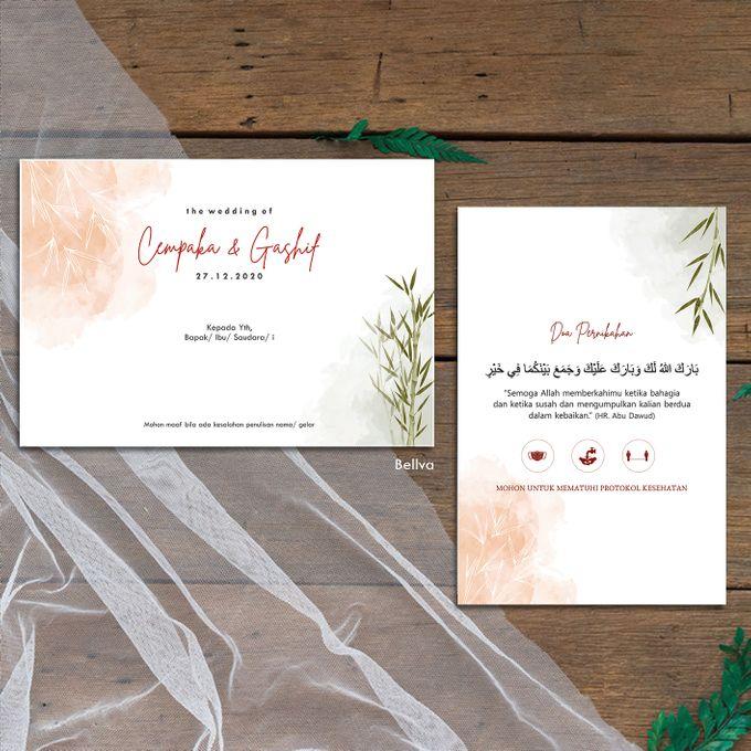 Cempaka & Gashif by Bellva Invitation - 004