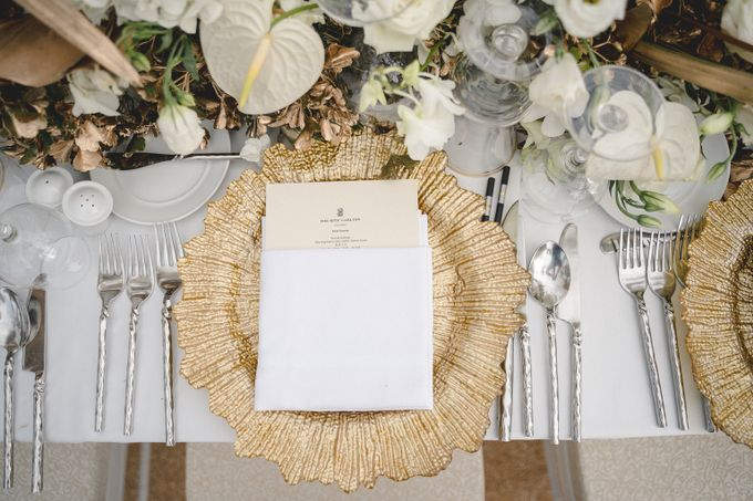 Wedding at The Ritz Carlton Koh Samui Thailand by IAMFLOWER - 009