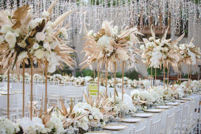 Wedding at The Ritz Carlton Koh Samui Thailand by IAMFLOWER - 013