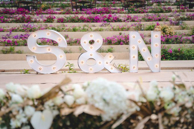 Wedding at The Ritz Carlton Koh Samui Thailand by IAMFLOWER - 014