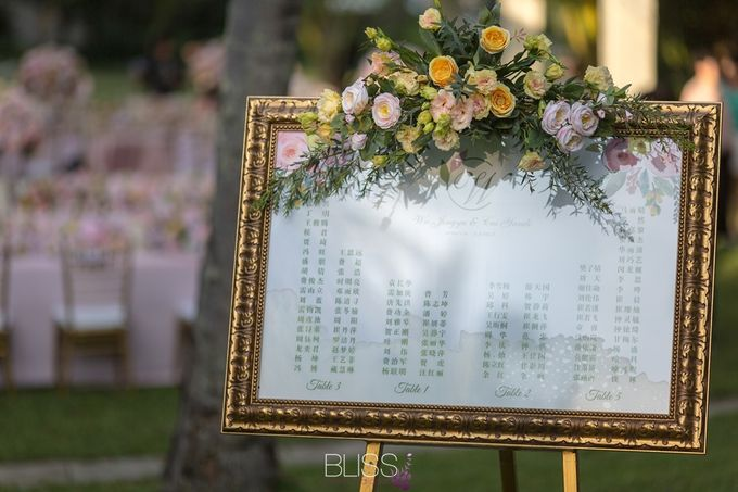 Wonderful wedding at Banyan Tree Koh Samui by BLISS Events & Weddings Thailand - 006