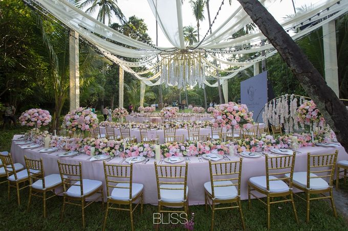 Wonderful wedding at Banyan Tree Koh Samui by BLISS Events & Weddings Thailand - 007