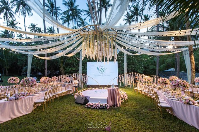 Wonderful wedding at Banyan Tree Koh Samui by BLISS Events & Weddings Thailand - 009