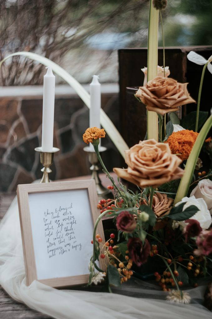 Styled shoot with blissful brides by Bloomwerks - 006