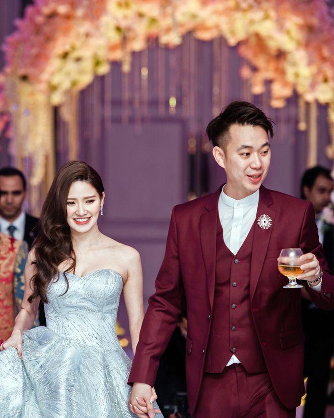 Sean & Mayyun    Elegant crystal in pastel champagne by Blissmoment - 010