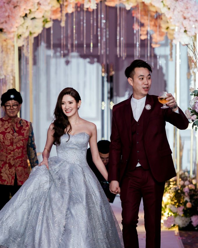 Sean & Mayyun    Elegant crystal in pastel champagne by Blissmoment - 012