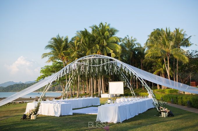 Wedding at Phulay Bay  a Ritz Carlton Reserve by BLISS Events & Weddings Thailand - 007