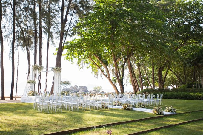 Wedding at Phulay Bay  a Ritz Carlton Reserve by BLISS Events & Weddings Thailand - 001