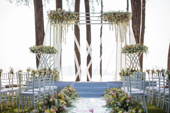 Wedding at Phulay Bay  a Ritz Carlton Reserve by BLISS Events & Weddings Thailand - 003