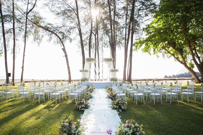Wedding at Phulay Bay  a Ritz Carlton Reserve by BLISS Events & Weddings Thailand - 004