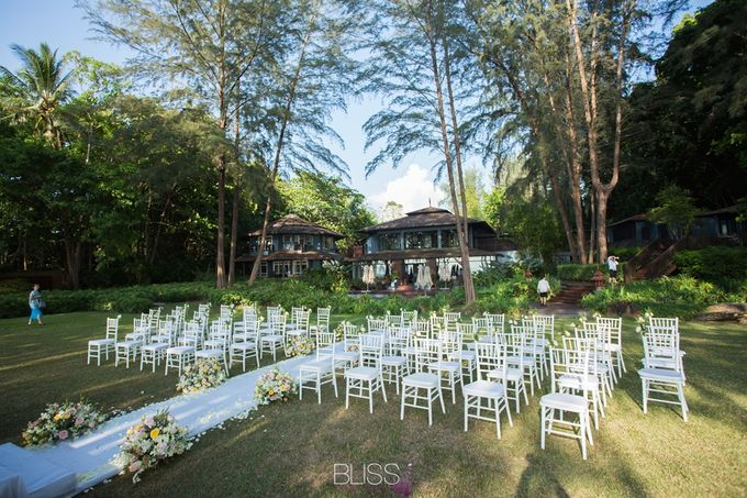 Wedding at Phulay Bay  a Ritz Carlton Reserve by BLISS Events & Weddings Thailand - 005