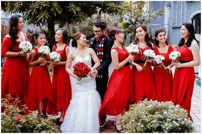 Red and Gela Wedding by Gavino Studios - 002