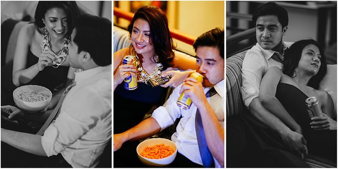 Cholo and Kris Engagement Session by Gavino Studios - 042