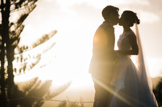 A Romantic and Intimate Wedding in Tagaytay by Jexter Jordan - 041