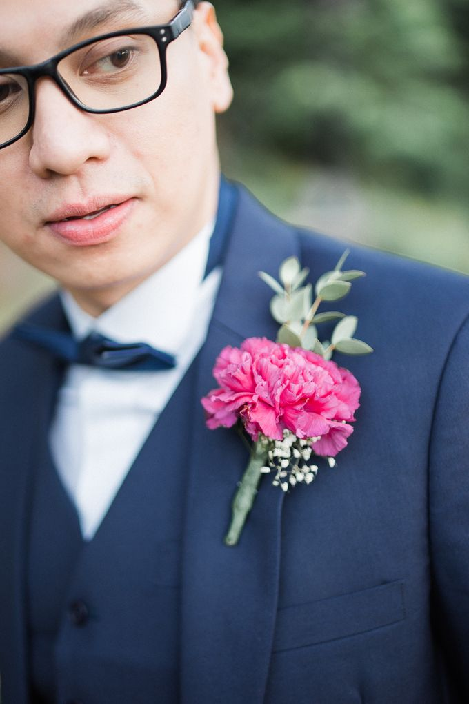 A Romantic and Intimate Wedding in Tagaytay by Jexter Jordan - 028