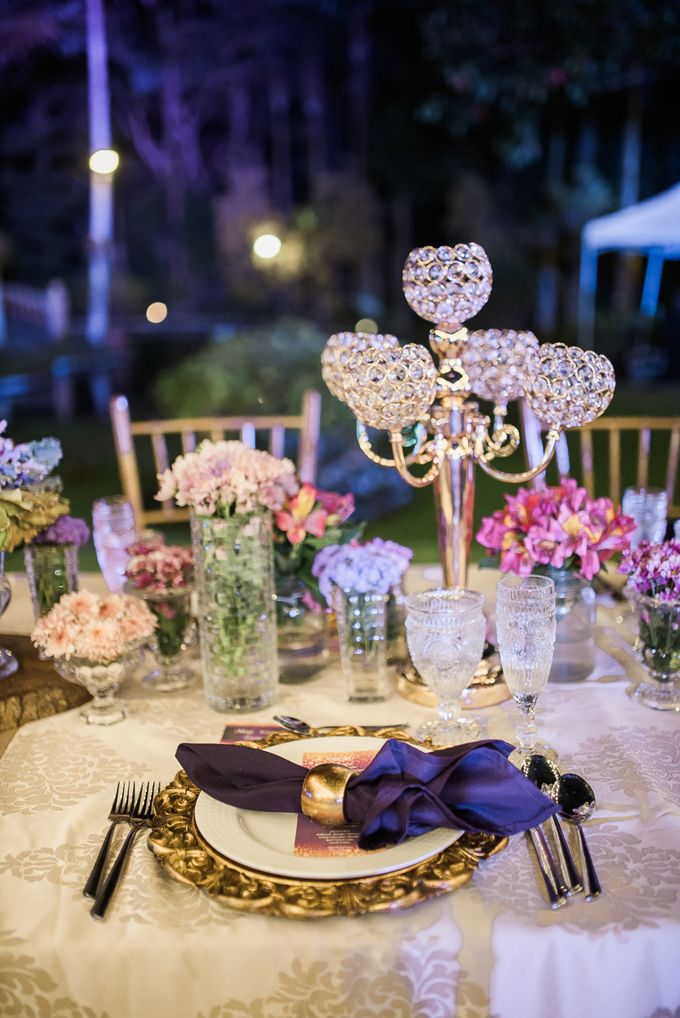 A Romantic and Intimate Wedding in Tagaytay by Jexter Jordan - 046
